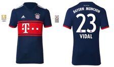 Trikot Adidas FC Bayern München 2017-2018 Away BL - Vidal 23 [128 bis XXL] FCB