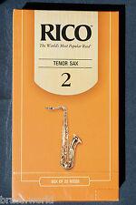 Rico Saxophon Blätter - 25 Stück Großpackung *Bestpreis*