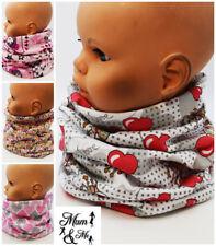 Kids Girls Scarf Chimney Scarves Shawl Cotton Toddler Scarf