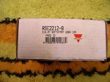 CARLOS GAVAZZI RSE2212-B DIN MOUNT SOFTSTART 220V 12A AC SEMICONDUCTOR MTR CNTRL