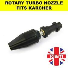 Rotary UGELLO TURBO per Karcher K K2 K3 K4 K5 K6 K7 IDROPULITRICE - 2200 PSI