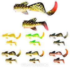 Savage Gear 3D Hybrid Pike SpareTail Kits - Pike Musky Catfish Predator Fishing