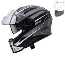 Caberg Drift Shadow Motorcycle Helmet & Visor Clear Dark Smoke Full Face Bike