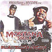 The Boy Somethin' Great - MONTANA TRAX - Southern Hip Hop CD 8 Ball MJG Indo G