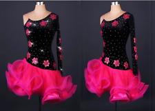 Ballroom Women's Lady's Latin Tango Salsa Samba Competition Dance Dress