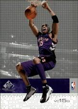 2000-01 SP Game Floor #53 Vince Carter
