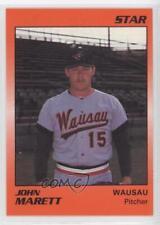 1990 Star Wausau Timbers #15 John Marett Rookie Baseball Card
