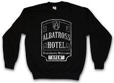 Albatross Hotel Pullover Boardwalk Nucky Thompson Empire City simbolo targhetta del logo