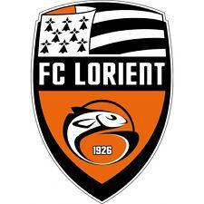 Adhesivo FC Lorient FC Lorient