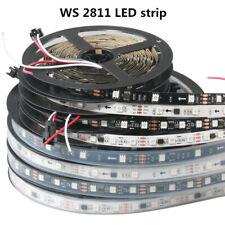 5M 5050 WS2811 RGB Dream Multi Color 150/300 LED Strip Car Light 30/M 60/M DC12V