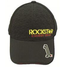 New Official Jorge Lorenzo Black Rockstar Cap