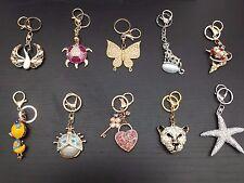 3D Crystal Diamond Keychain Key Chains