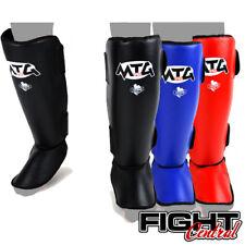 MTG Pro Muay Thai Shin Guards - All Colours - FREE P&P - Thai Boxing, MMA