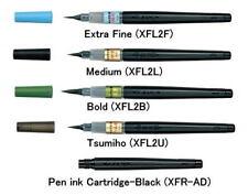Pentel Fude Brush Pen, Sukiho (XFL2) / Ink Cartridge