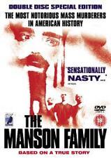 The Manson Family 2-Disc Set horror thriller dark nasty sick true story torture