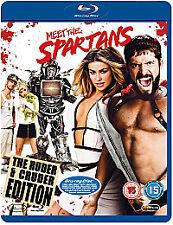"BLU-RAY ""Meet the Spartans"" Sean Maguire Carmen Electra"