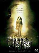 Children of the Corn - Revelation, Very Good DVD, Claudette Mink, Kyle Cassie, M