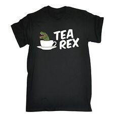Tea Rex T-SHIRT Tee Him Trex Dinosaur Dino Jurassic Funny Present birthday gift
