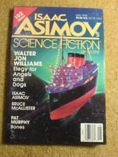 ASIMOV'S (SCI-FI) - WALTER JON WILLIAMS - May 1990