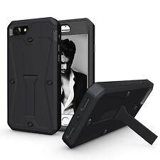 Tank Holder Armor Hybrid Case For Apple iPhone 7 7Plus 7+ Shockproof Phone Case