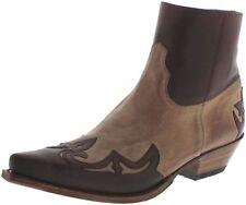 Sendra Boots 14379 SAMUEL Chocolate Firenze Westernstiefelette für Herren Braun
