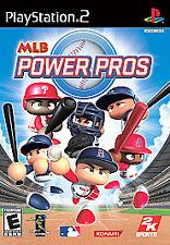 PlayStation2 : MLB Power Pros VideoGames