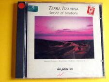 TERRA ITALIANA- SEASON OF EMOTIONS (1989). CD.