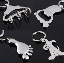 2017 Key Chain Corgi Bottle opener/Feet/Dog Shape Lovely Keychain Car Keyring LT
