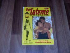 Red Lantern # 454 -- Love International // Sex + Call Girls + Harlots