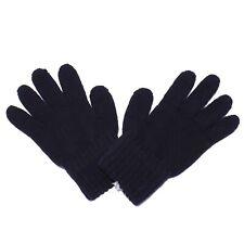 3527Y guanti bimba girl CATYA wool blue gloves
