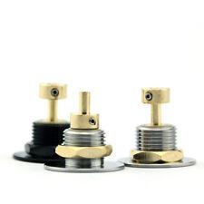 V&M 510 Connector Bottom Feeder + Vari Nuss, 22mm Top Cap, | Squonker Konnektor
