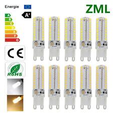 G9 LED Bulb 10W 104 3014 SMD Light Lamp COB Energy Saving Super Bright 220V