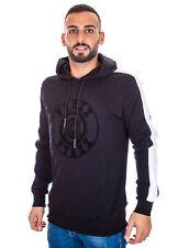 PYREX - FELPA CAPPUCCIO UOMO - 19IPB40371- BLACK