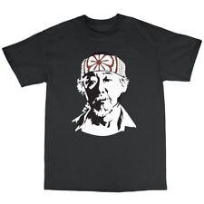 El Sr. Miyagi Camiseta 100% algodón el Karate Kid homenaje Pat Morita Artes Marciales