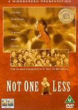 Not One Less - REGION 2 DVD - Hanzhi Liu, Zhanqing Xu, Yichang Zhang, Fan