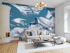3D White Rocks Pattern 05 Wall Paper Wall Print Decal Wall AJ WALLPAPER CA