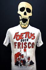 Foetus Over Frisco - Custom Built For Capitalism - T-Shirt