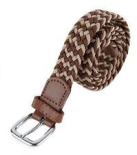 cinturón elástico mujer de 100 cm correa cinturones de pantalón variedad colores