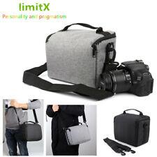 Lightweight Waterproof Messenger Sling Camera Case Bag for Canon EOS DSLR SLR