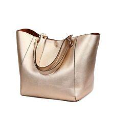 Luxury Women Leather Shoulder Bag Big Tote Large Messenger Satchel Bags Handbags