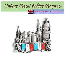 Unique Design Metal Fridge Magnet Home Decor Holiday Souvenir Gift from Prague