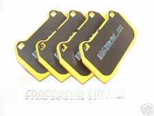 V Spec Brembo Yellowstuff Front Brake Pads- For R32 Skyline GTR RB26DETT