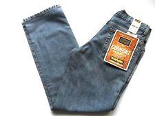 """WRANGLER Jeans Men's Ohio Comfort Fit Zip Fly Stonewash  Sizes: 28"""" & 30"""""""