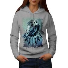 Owl Dream Beast Animal Women Hoodie NEW | Wellcoda