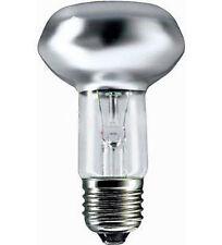 E27 230V 60W spot reflector light bulb incandescent filament
