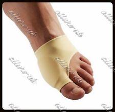 2 Stück Bandage Hallux Valgus  Zehenschutz Gelpolster Gel Ballenschutz  socks