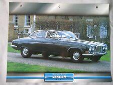 Jaguar Mk X Dream Cars Card