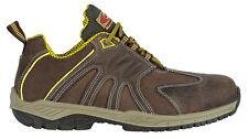 Cofra Set Ball Safety Shoes With Aluminium Toe Caps & APT Midsole