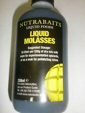 Nutrabaits LIQUID MOLASSES 250ml Fishing bait
