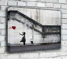 Banksy Canvas - Always Hope - Balloon Girl